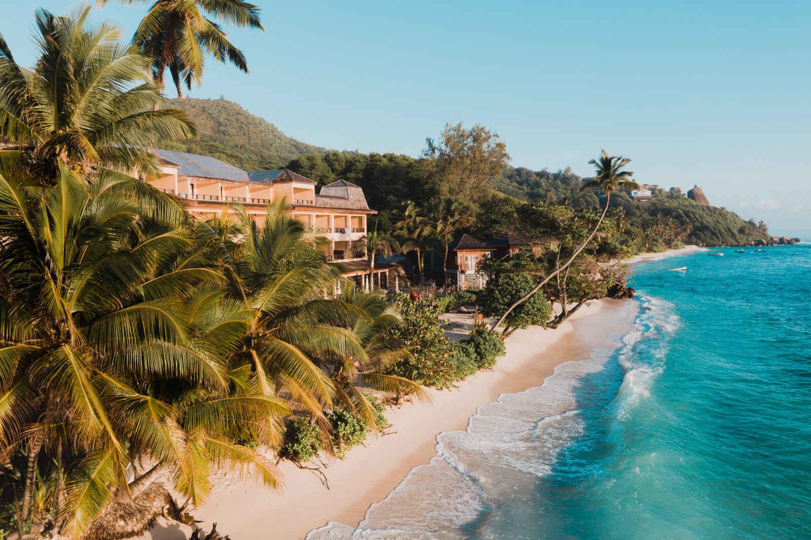 Seychelles : DoubleTree by Hilton Seychelles Allamanda