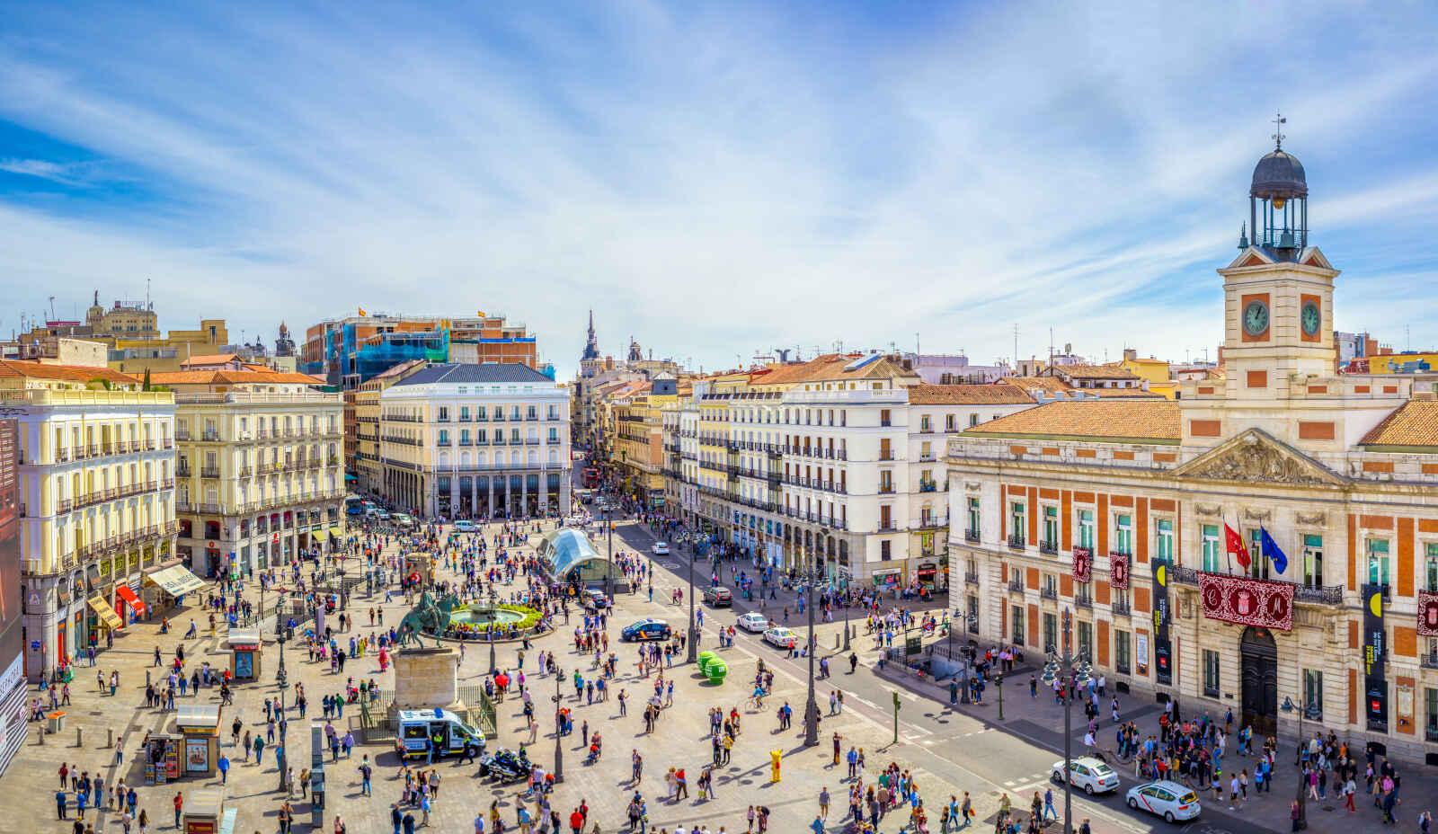 Espagne : Madrid, art et histoire