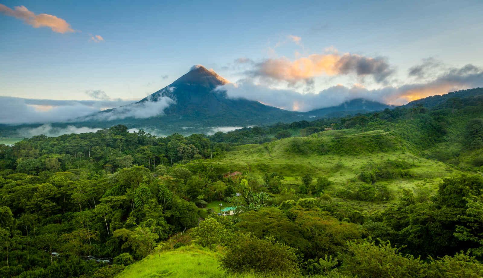 Costa Rica : Eldorado Verde