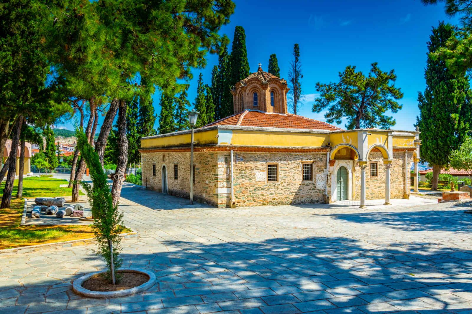 Grèce : Sur les pas de Saint Paul