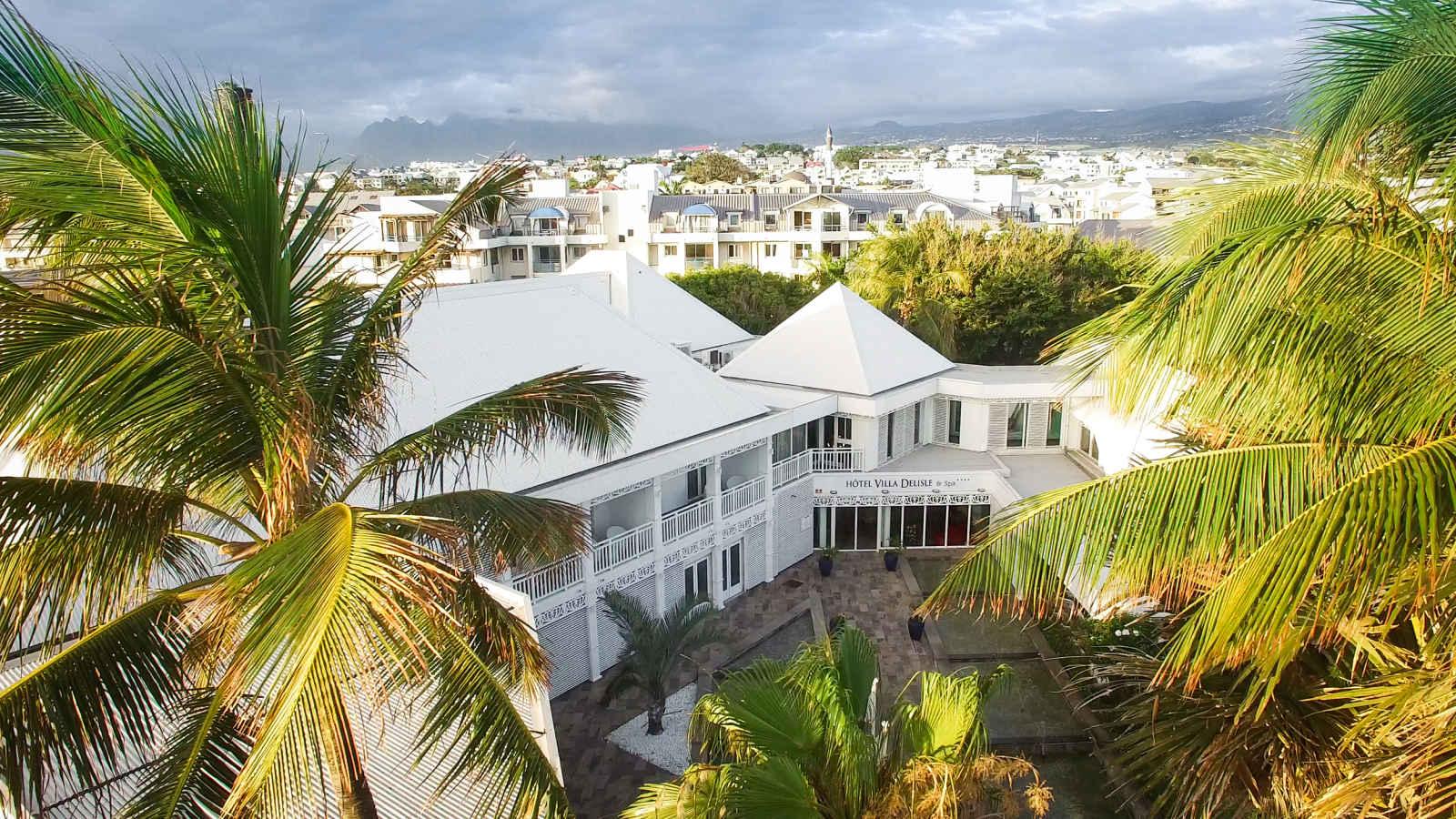 Île de la Réunion : Villa Delisle Hôtel & Spa