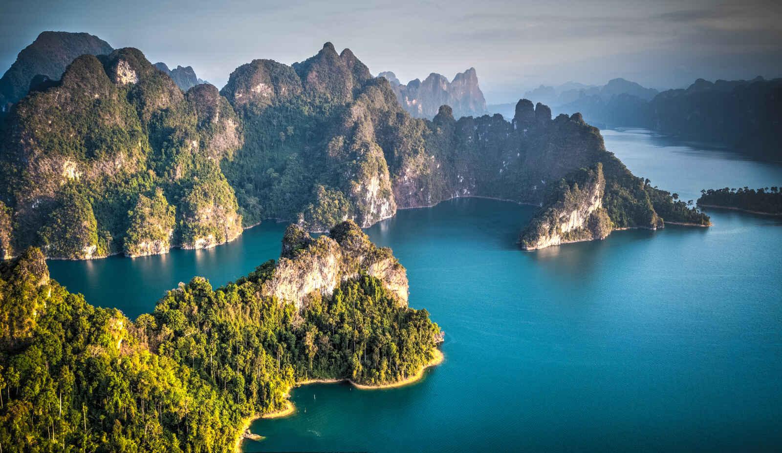 Thaïlande : Nature méconnue de Thaïlande