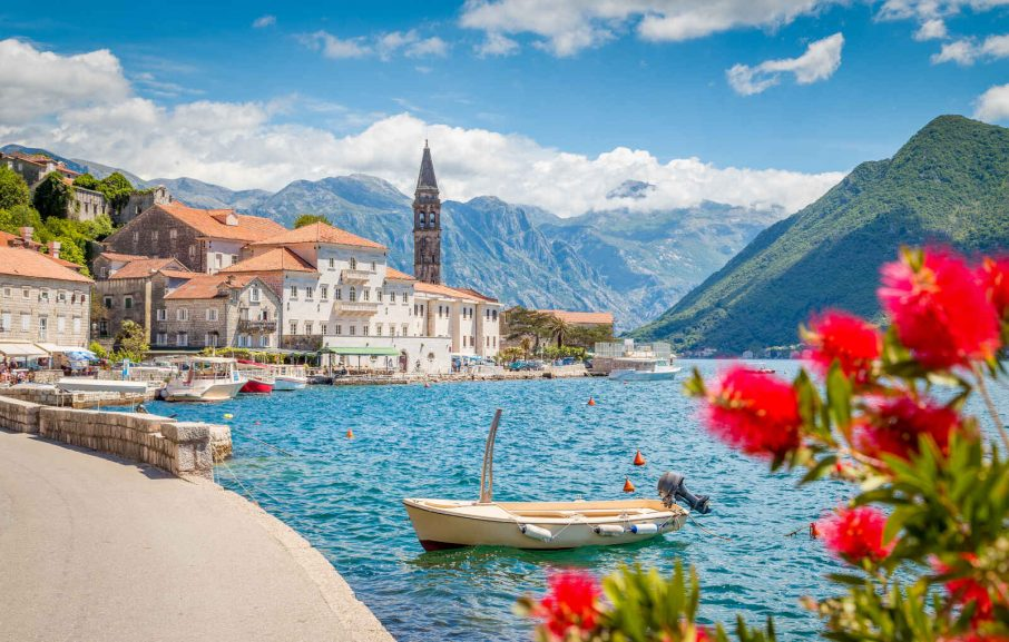 Destination Montenegro