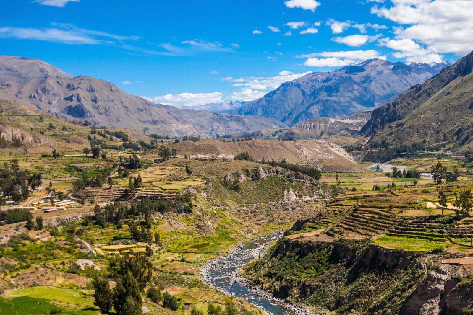 Pérou : Mémoires de l'empire inca