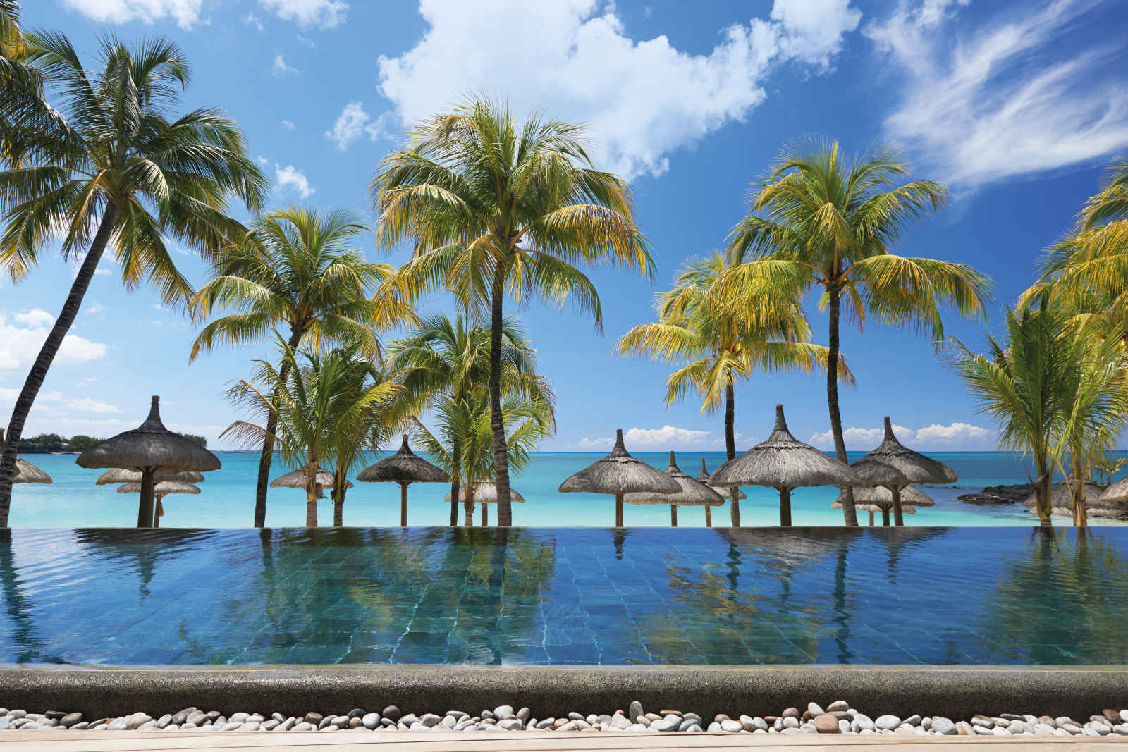 Île Maurice : Royal Palm Beachcomber Luxury