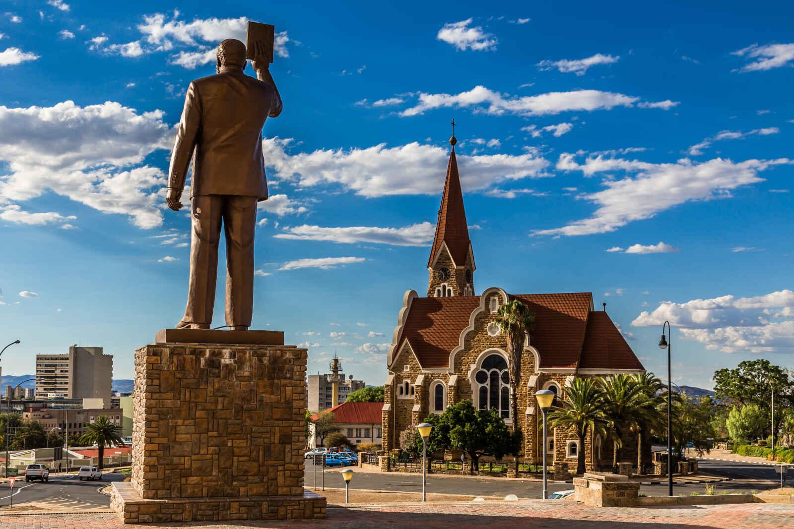 Namibie : Contrastes namibiens