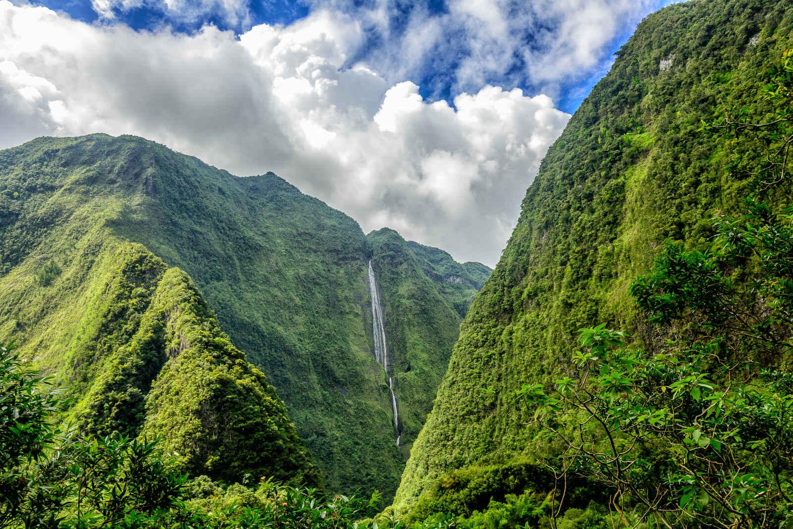 Île de la Réunion : L'Île Bourbon