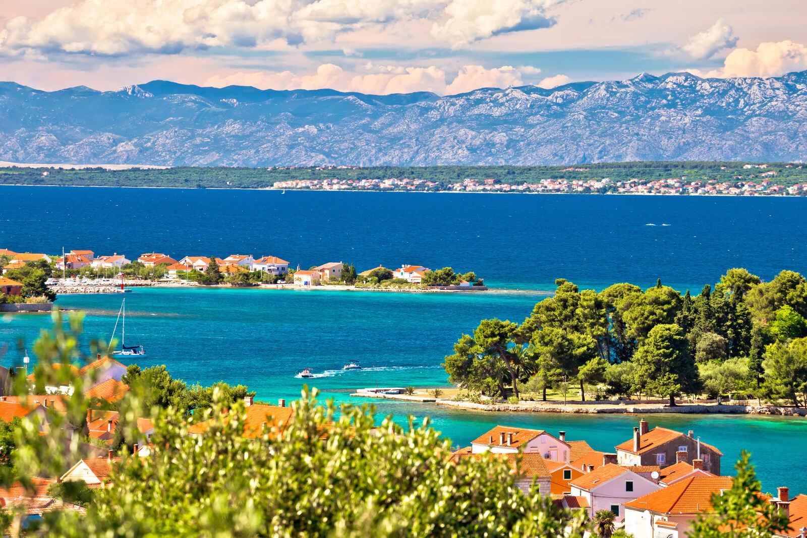 Croatie : Yachting en Croatie