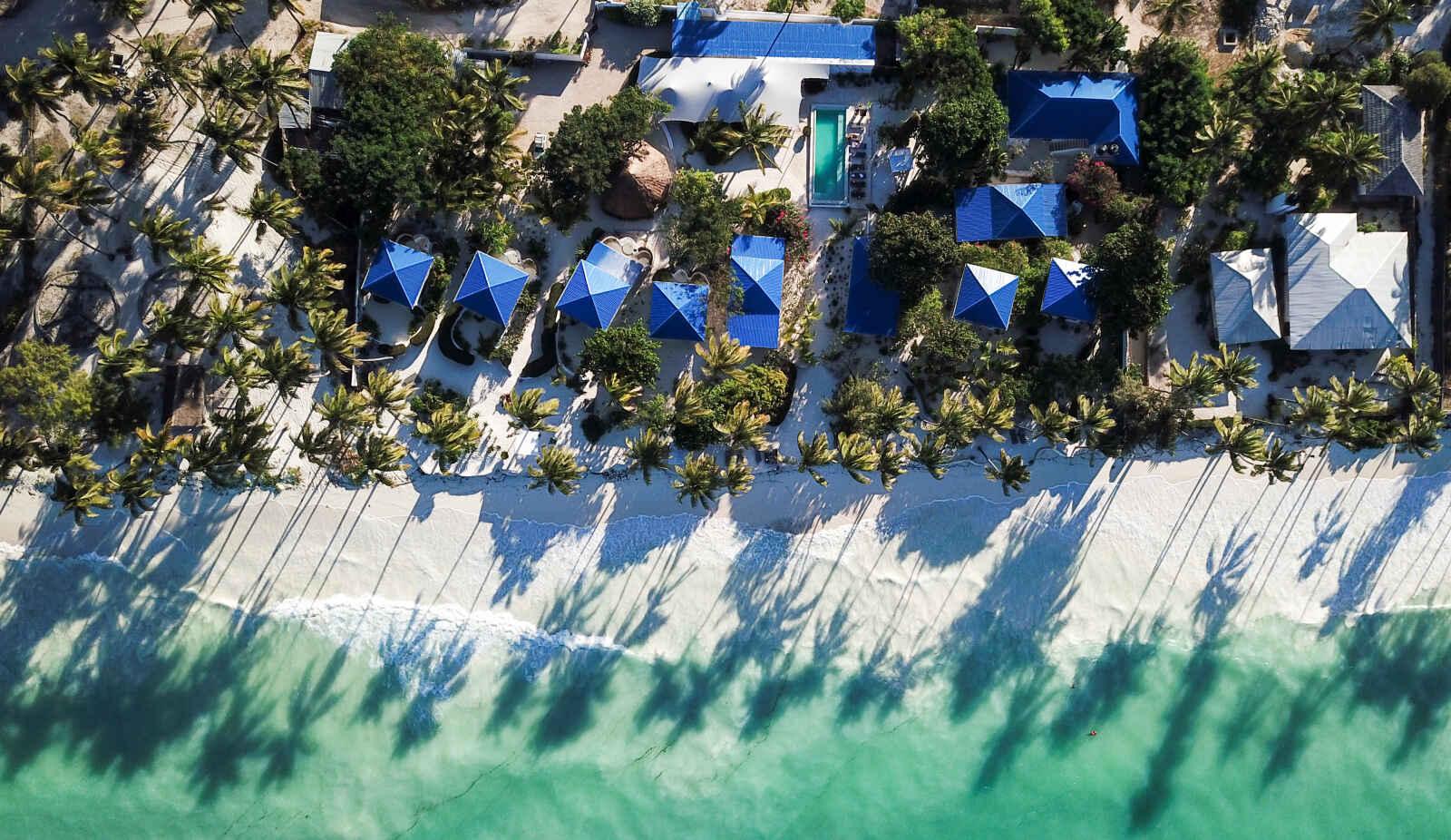 Zanzibar : Indigo Beach Zanzibar