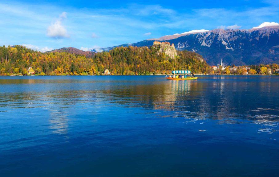 Destination Slovénie