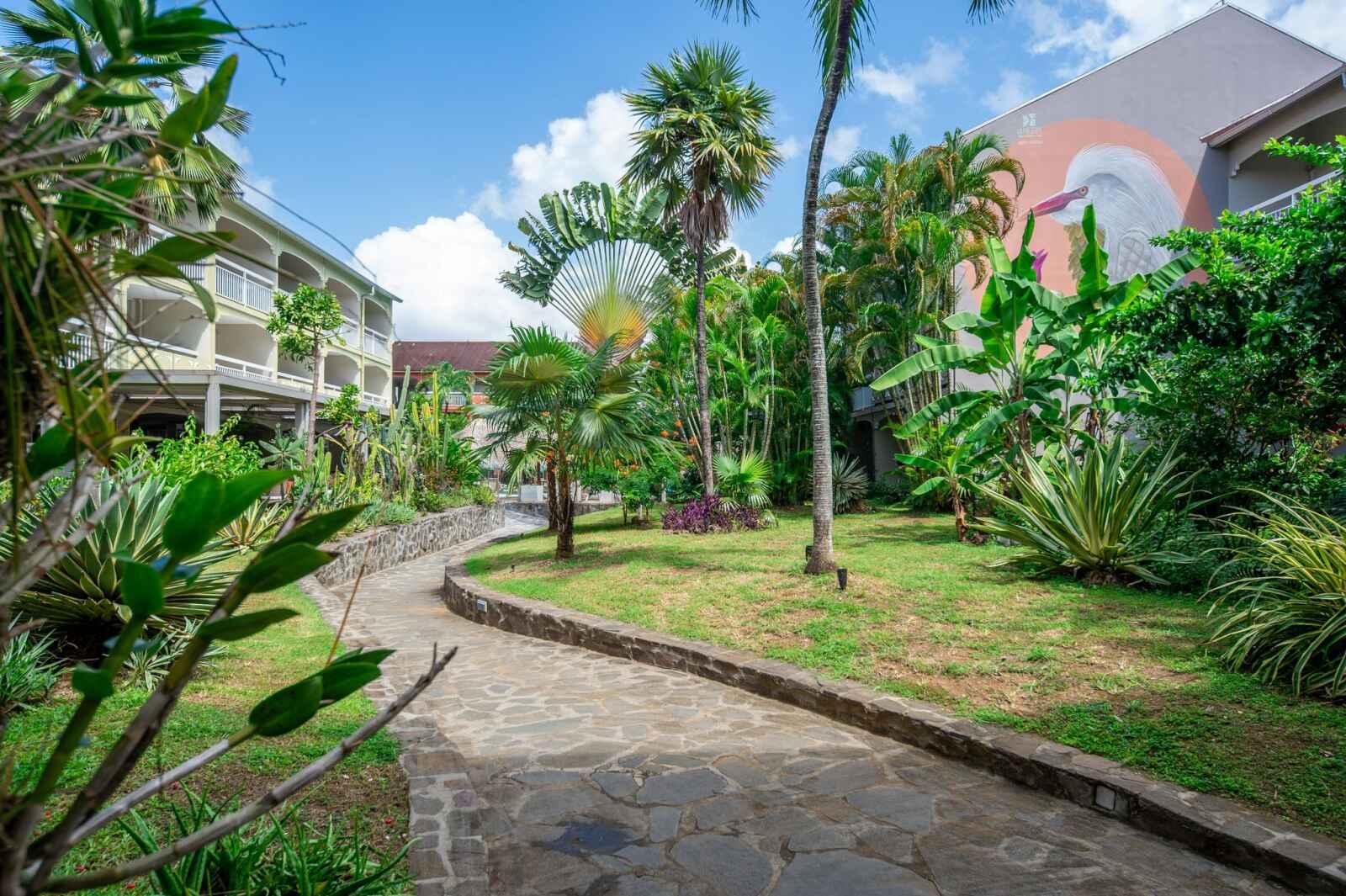 Martinique : La Pagerie