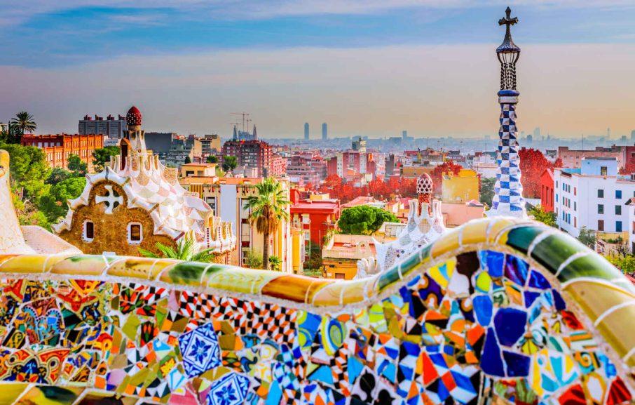 Destination Espagne