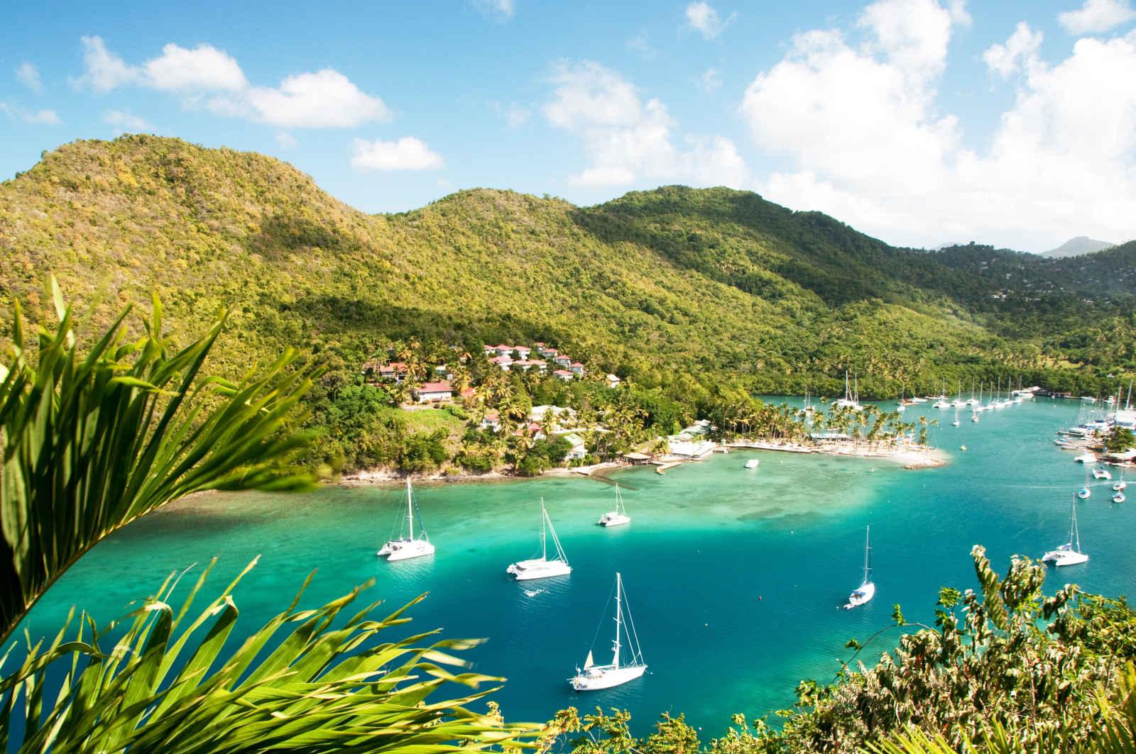Antilles : Rêveries antillaises (Îles au Vent)