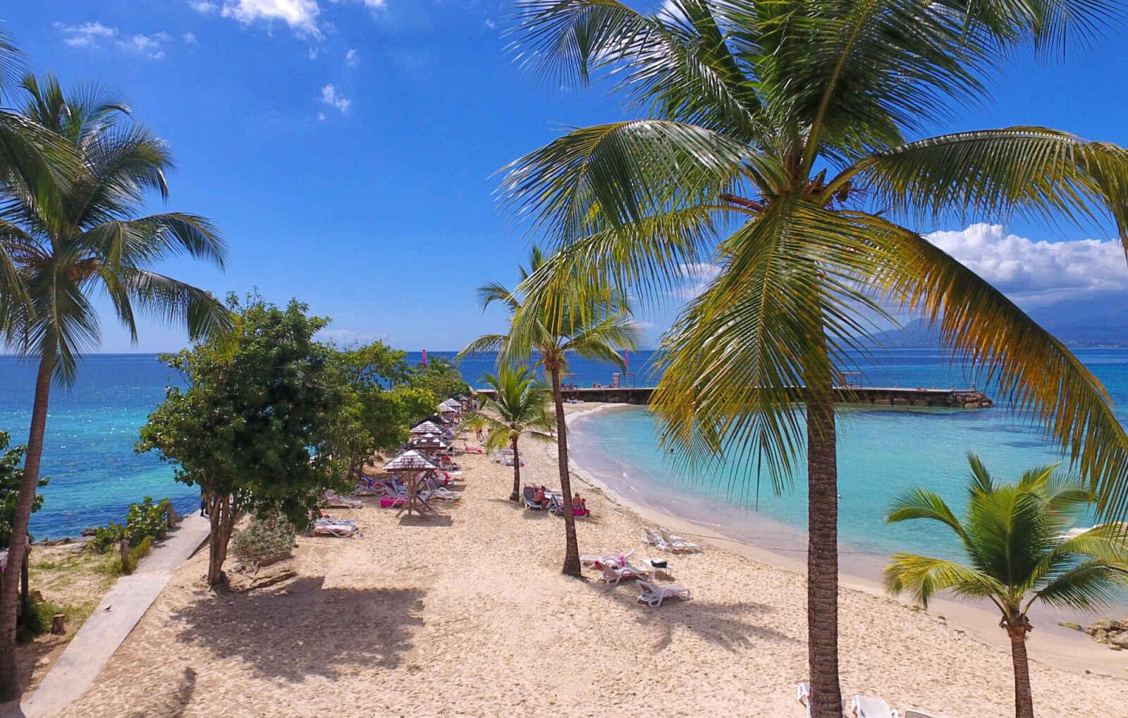 Guadeloupe :  Mahogany Hôtel Résidence & Spa