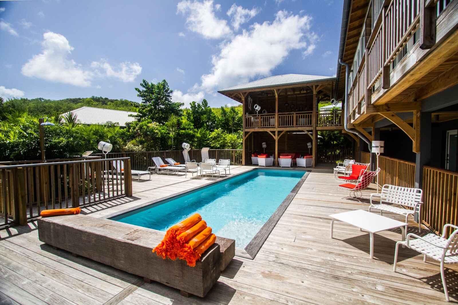 Martinique : FRENCH COCO Luxury Boutique Hotel