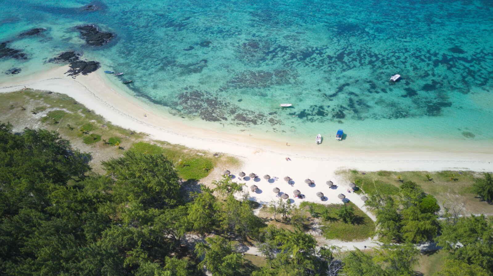 Île Maurice : Émeraude Beach Attitude