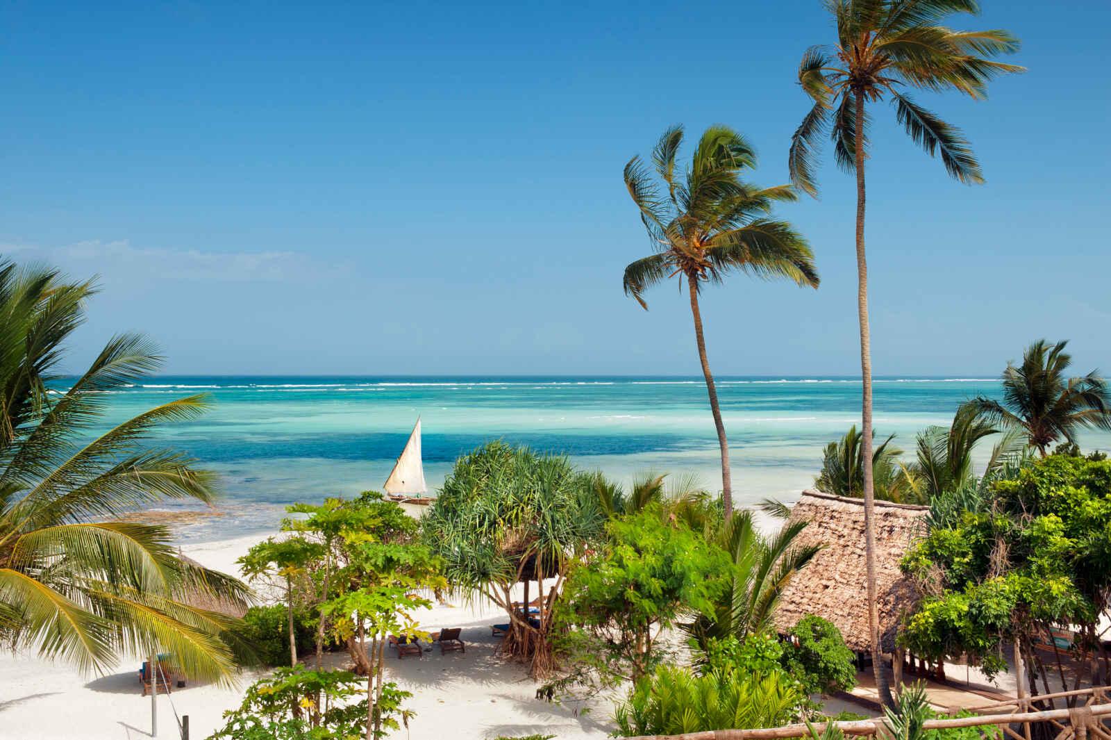 Zanzibar : Melia Zanzibar